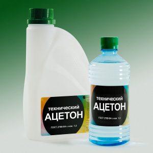 Купить ацетон технический в розницу
